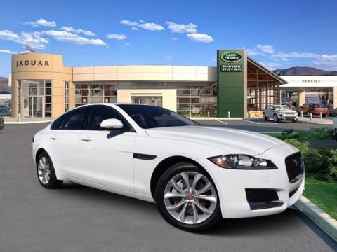 New Jaguar XF 20d Premium