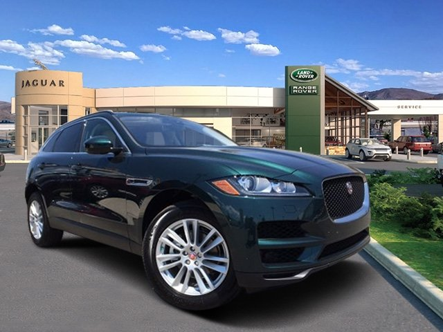 approved certified pre owned 2018 jaguar f pace 25t prestige sport utility in reno svc096r. Black Bedroom Furniture Sets. Home Design Ideas