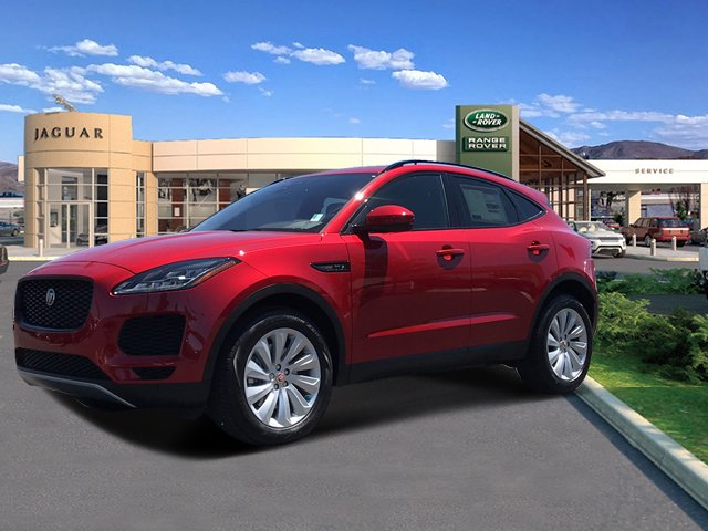 New 2019 Jaguar E-PACE SE With Navigation & AWD Lease