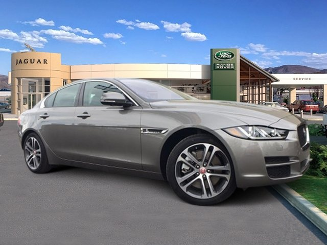 New 2018 Jaguar XE 35t Premium AWD