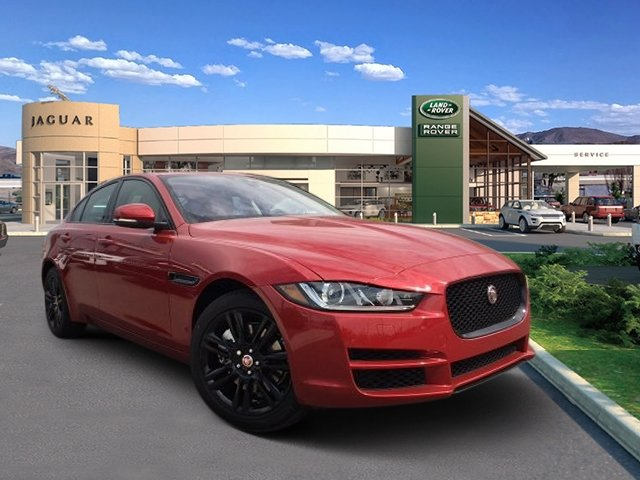 New 2018 Jaguar XE 25t Prestige AWD