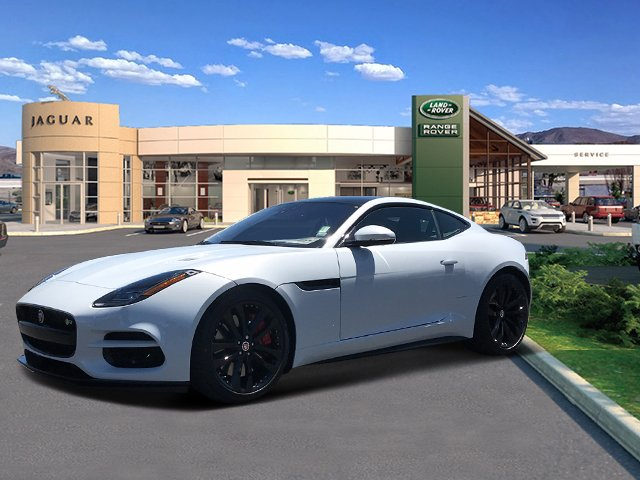 New 2020 Jaguar F-TYPE R With Navigation & AWD Lease