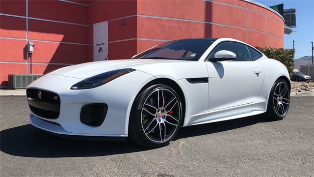 New 2020 Jaguar F-TYPE Checkered Flag Limited Edition With Navigation & AWD
