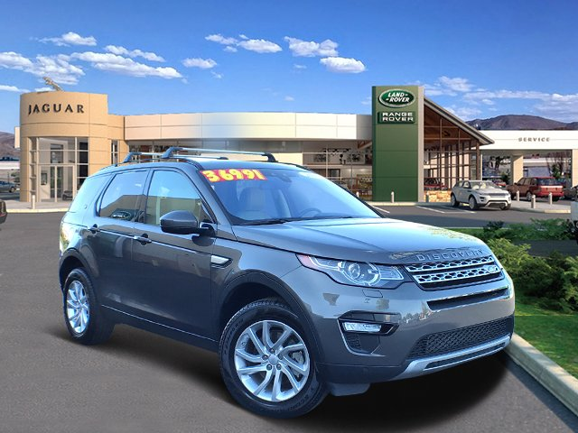Pre Owned 2017 Land Rover Discovery Sport Hse