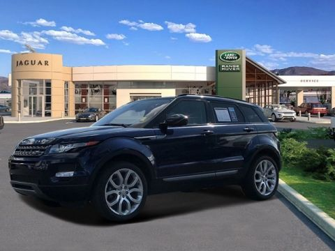 Pre-Owned 2015 Land Rover Range Rover Evoque Pure Premium